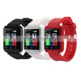 Bluetooth Smart Watch Digital Sport Wrist Watch for iPhone 6 / 5S S6 / Note 4 HTC Android Phone Smartphones Smartwatch
