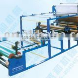 Double Glue Groove Belt Laminating Machine