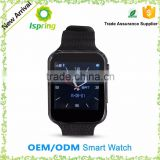 Heart Rate Test Wrist Watch Phone Android,Low Cost Wifi Smart Watch,Bracelet Mobile Phone