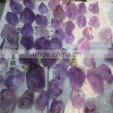 Wholesale special shape amethyst crystal stone pyramid,crystal pyramid shaped paperweight