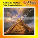 Xiamen International Logistics To Altamira Mexico