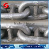 stud link anchor chain cable for ship