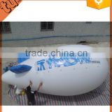 Newest Design airship for advertising, inflatable rc blimp, rc airship