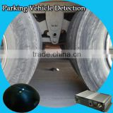 ROSIM Parking Space Detector Smart Parking System with Magnetic and Optic Vehicle Detection Sensor