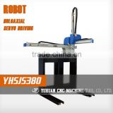 CNC Industrial Robot / Robotic Arm with 3 axis robotic arms