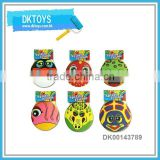 Cute Design Cartoon Animal Flying Disc Indoor Sport Soft Frisbee Toy