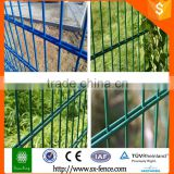 Welded 868 656 Ornamental Double Loop Wire Fence