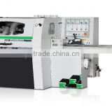 Foshan wood planer machine four side moulder /planner RMM523UE