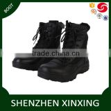 Cordura sole tactical boots genuine leather military shoes