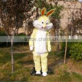 Hot sale bugs bunny mascot costumes