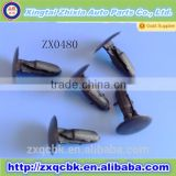 cars plastic clips fastener/China auto body clips and plastic fastener/China automotive clip