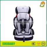 High Quality Europen Standard Car Baby Safety Seat Group 1+2+3 Infant Kids Children Carrier