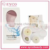 Electric Facial Brush Anti Wrinkle with Rechargable electric skin cleansing silicone exfoliating facial cleansing brush