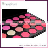 OEM 28 colors blusher blusher kiss beauty beauty look