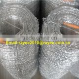 Barbed Wire Fencing Equipment /barbed Wire Used For Pasture Boundary,Railway,Highway,Prison,Private Site Isolation Protection