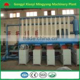 Perfect quality Screw propeller high pressure wood sawdust charcoal extruder briquette press machine 008615039052280