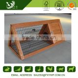 Wholesale keep out the cold firm large wooden custom rabbit hutch
