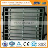 High quality Stainless steel grating prices / stairway grating for factory