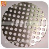 Surprising Price!!304 Circle Holes Perforated Metals /Laboratory Sieve/Test Sieve(Factory)