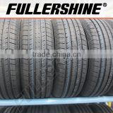2017 china new radial tubeless rubber hot product car tyre 205 70r14 for sale FULLERSHINE Brand