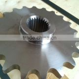 chainwheel for agricultrual machinery