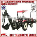 QLN mini wheel electric agricultural farming chinese mini farm wheel agricultural farming chinese tractors for sale