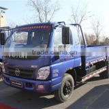 Top Brand China Famous brand diesel Foton 4x2 mini cargo truck