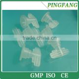Polypropylene joint for plastic infusion bag with best quality