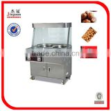 Guangzhou Hot Sale Stainless Steel Chestnut Roaster Machine EB-460 0086-13632272289