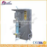Haidier Liquid filling machine/ water sachet packing machine/milk pouch packaging machine