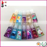 3D cartoon auto hand sanitizer dispenser with LED light up