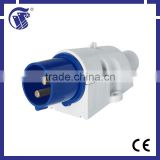 OEM 2P+E IP44 Favorable price battery powered plug socket