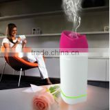 mini rose shape USB Fresh Air Humidifier
