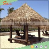 2016 New Style synthetic thatch roof, artificial thatch roof