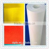 High quality eco-friendly Non woven polyester felt 1mm polyester fabric for garment /gift box China supplier