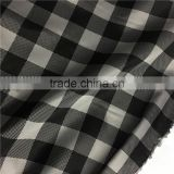 fabric for down jacket/thick woven waterproof polyester fabric/polyester microfiber sports wear fabric