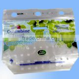 PE Plastic Grape Bag Making Machine