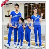 Mother Daughter Father Girl Boy Clothes Family T Shirt Design Matching Clothes Sets sports suit