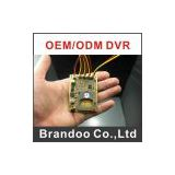 Customized small DVR board for inspection camera,video door phone