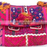 New Vintage Banjara Clutch Ethnic Tribal Gypsy Patchwork Bag Indian Bag