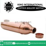 BPA FREE 30 OZ 100% COPPER SEAMLESS WATER DRINKING BOTTLE