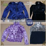 High quality shanghai wholesale used clothing