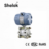 General purpose 4 20ma flange mounted water liquid capacitive air differential pressure transmitter