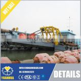 2016 hot sale sand mining dredger / used dredger for coastal dredging