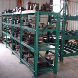Mould Tool Racking Customized Color Mould Rack