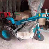 With Shoe Type Brake Agriculture Hand Tractor Power For Irrigation / Threshing