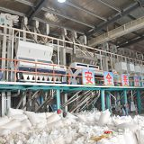 100ton/day automatic rice mill production line