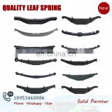 SUP7 Truck trailer suspension leaf spring