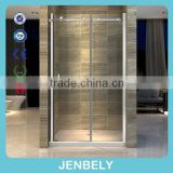 8mm Sliding Shower Door For SS Bearing Wheels BL-045A                                                                         Quality Choice