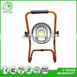 20W IP 67 Led Flood Light AC 100-240V Portable Work Lamp Working Operating Lights Beam Angle 85